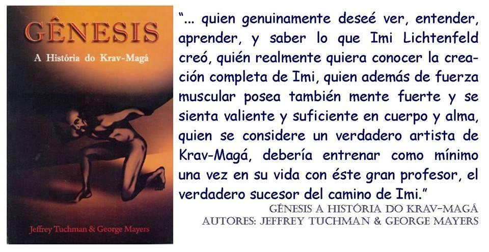 Génesis La Historia Del Krav-Magá