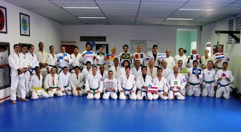 Curso Certificación de Instructores Goiania Brasil
