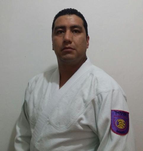 Instructor Rodolfo Patricio Hernandez