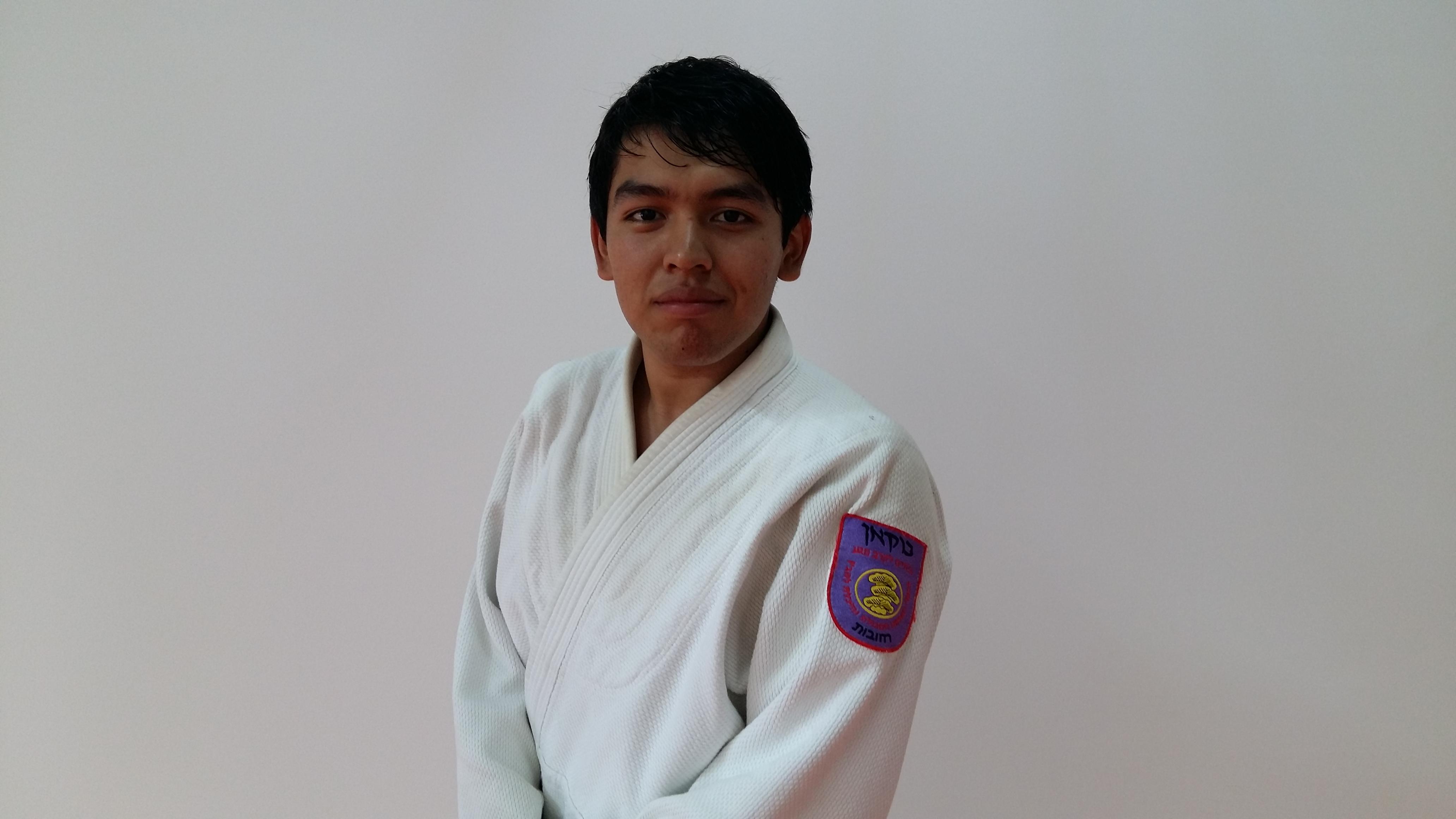 Instructor Joseph Edrei Moreno Crus